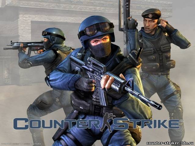 Counter Strike 1...